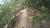 珠海山地车速降越野-暨南大学后山首次试骑 2018年2月11日