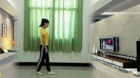 鬼舞步基础教学慢动作鬼步舞教学视频分解动作学跳鬼步舞一步一步教学