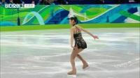 #金妍儿#,用007背景音乐滑出了 震惊世界的冰上芭蕾舞