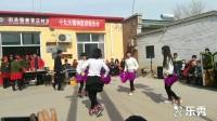 武强县小美女四姐妹舞蹈队,跳到北京。