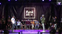 POPPING PUBLIC SIDE 7 to Smoke 2017 FUNKZILLA GAME WORLD FINAL