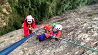 200部-天马户外俱乐部-毛人峰85米攀升速降-20180223