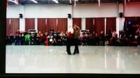 (四)WDSF連續三屆拉丁舞世界冠軍加布里、安娜倫巴表演   天地王子錄制201