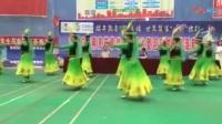 阿克苏美女们跳的集体舞