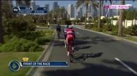 2018环迪拜自行车大赛第1赛段