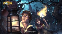 """《炉石传说》全新扩展包""""女巫森林""""宣传动画"""