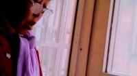 皖明光市潘村镇,听!李月英自娱自乐,独唱一首黄梅戏(海滩别!)请欣赏!VID_20180313_215448