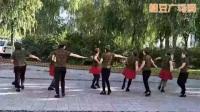 北京马王爷水兵舞双人组合对跳, 公园里最流行的交谊舞_超清1