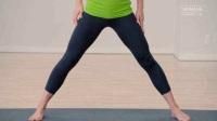 日本健康师发现有很多日本美女大腿内侧有空隙,发明了这套健美操