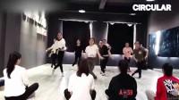 街舞舞蹈少儿街舞Hiphop自由舞