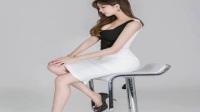 韩国知性女模特美女妩媚性感身姿惹火艺术