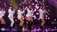 韩国女团CLC举办出道三周年《BLACKDRESS》演唱会