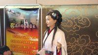 龙山蜡像馆机器人美女迎宾