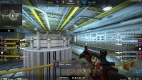 FaZe vs Gambit ECS S5 CSGO BO2 第二场 4.12