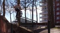 TOM MILLAR - WELCOME TO THE TEAM BIKESQUARE X UNLEADED DISTRIBUTION