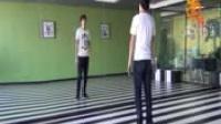 【南舞团】青春修炼手册 tfboys 中文舞蹈分解教学视频 练习室(上)_1 [176x144 H263]