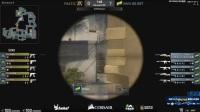 Fnatic vs NAVI DreamHack大师赛 法国马赛站 BO3 第一场 4.19
