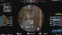 C9 vs Gambit DreamHack大师赛 法国马赛站 BO3 第一场 4.21