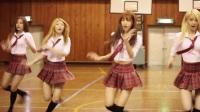 [MV] 女团性感美女热舞高清韩国妹子美女组合饭拍合Hello Venus - Sticky Sticky Choreography 校服版[HD-1080P]