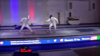 2016 Pan Ams Men's Foil Team Gold- Brazil vs. USA