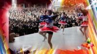 实拍日本毕业典礼变求职仪式高颜值美女扎堆,女生超短裙热舞!