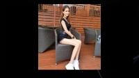 一双大长腿令人神魂颠倒!台湾90后美女模特写真赏