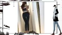 美女夏天紧身款牛仔裤美臀高清17张集图,绝对养眼,美妙绝伦!