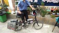 美国大行自行车p18骑行川藏318