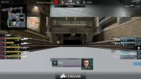 Gambit vs AGO DreamHack公开赛 图尔站 BO3 第二场 5.20