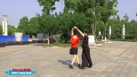 ABC三步踩-湖南澧县群舞飞扬交谊舞