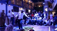 Funkin Stylez Paris preselections-Popping final Scalp vs Iron Mike