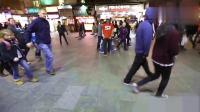 花式足球之神贾尼尔 在街头踢才是真正的街头足球