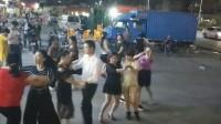 惠州舞蝶广场舞蹈队《交谊舞快四》现场版