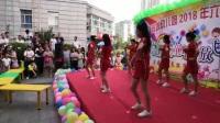 鑫鑫幼儿园老师舞蹈c哩c哩
