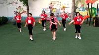 全网神曲《panamaC哩C哩》舞蹈巩辛庄幼儿园!