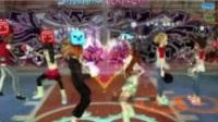 我在劲舞团--《不得不爱》情侣24心截了一段小视频