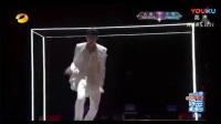 我在吴亦凡陈伟霆现场换衣服大跳劲舞, 两大帅哥同台太养眼了截了一段小视频