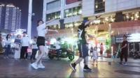 告白气球2018-6-22鬼舞十七-【告白气球】户外街舞