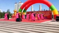 乌拉特中旗交谊舞参赛表演
