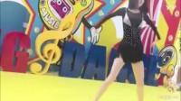 跳舞的美女啊!