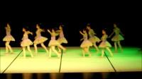 蔡孟轩20180630参与演出芭蕾舞胡桃夹子片段-花之圆舞曲