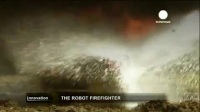 DOK ING The Robot Firefighter EuroNews, 11 01 2011