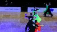 祝贺许银有老师与李雪梅美女打入2018世界杯第十六界国际标准舞公赛业余新秀组半决赛的好成绩�� �蛱礁晔悼�