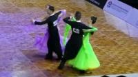祝贺许银有老师与李雪梅美女打入2018世界杯第十六界国际标准舞公赛业余新秀组半决赛的好成绩!探戈实况