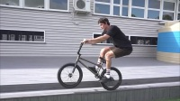 Mind Blowing Brock Olive Web Part! - Kink BMX
