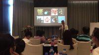 李达聪老师在中国移动进行新媒体运营培训