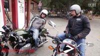 2013款Moto Guzzi V7 Racer vs. 2013款凯旋Thruxton