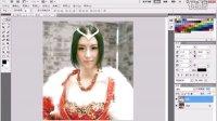 [PS]PS抠图 photoshop教程简单合成石中门