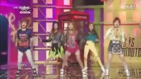 [TL]韩国性感美女组合4minute回归主打《你叫什么名字》现场