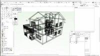 利用Vectorworks Architect进行建筑及商业空间设计